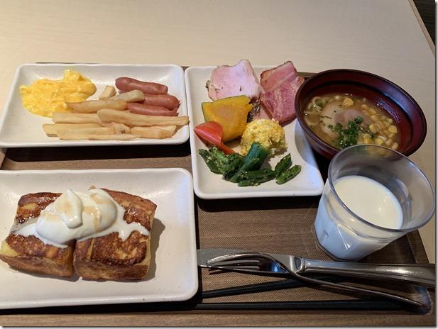 ビュッフェダイニング-hal-の朝食